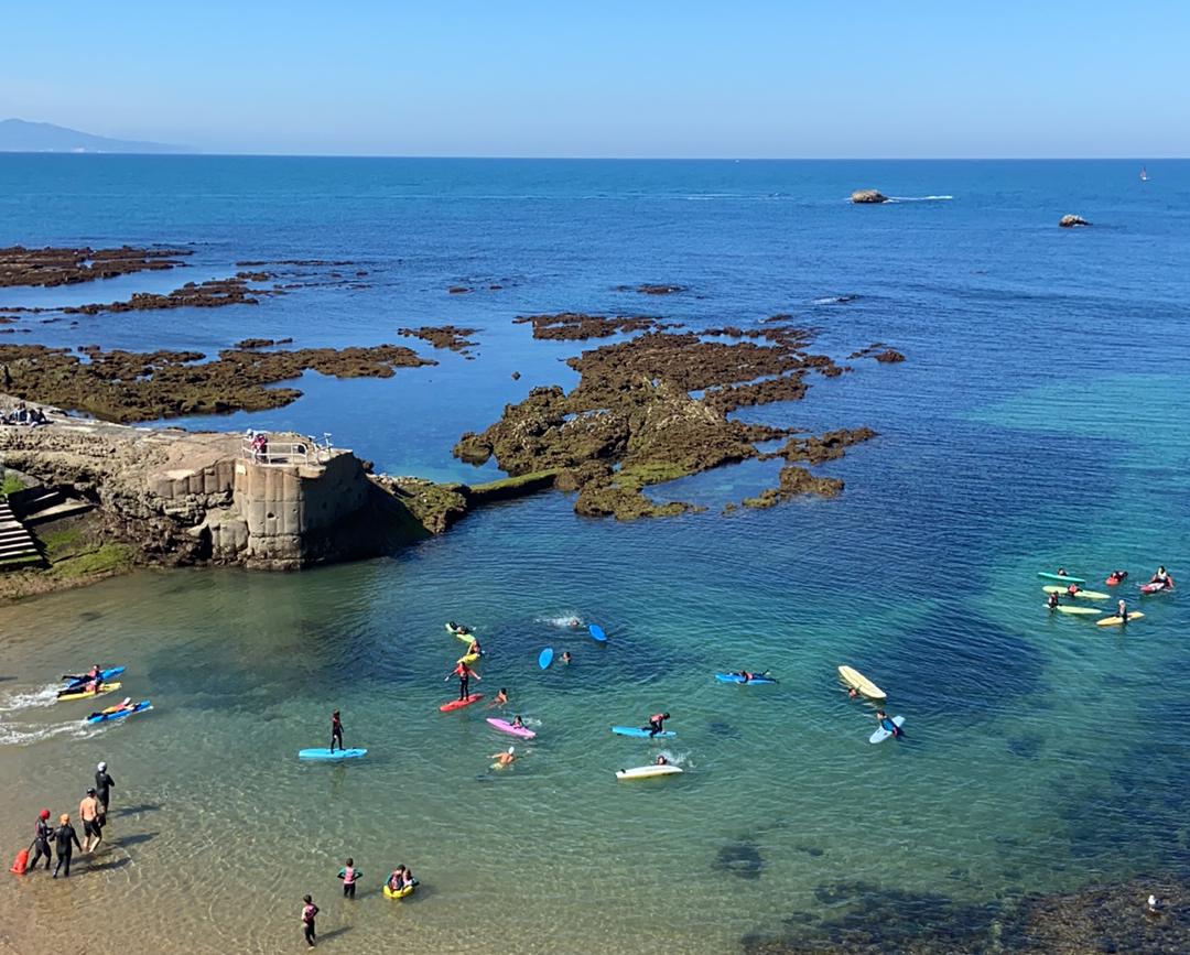 À la rencontre de Cécilia Thibier, l'oeil de Biarritz