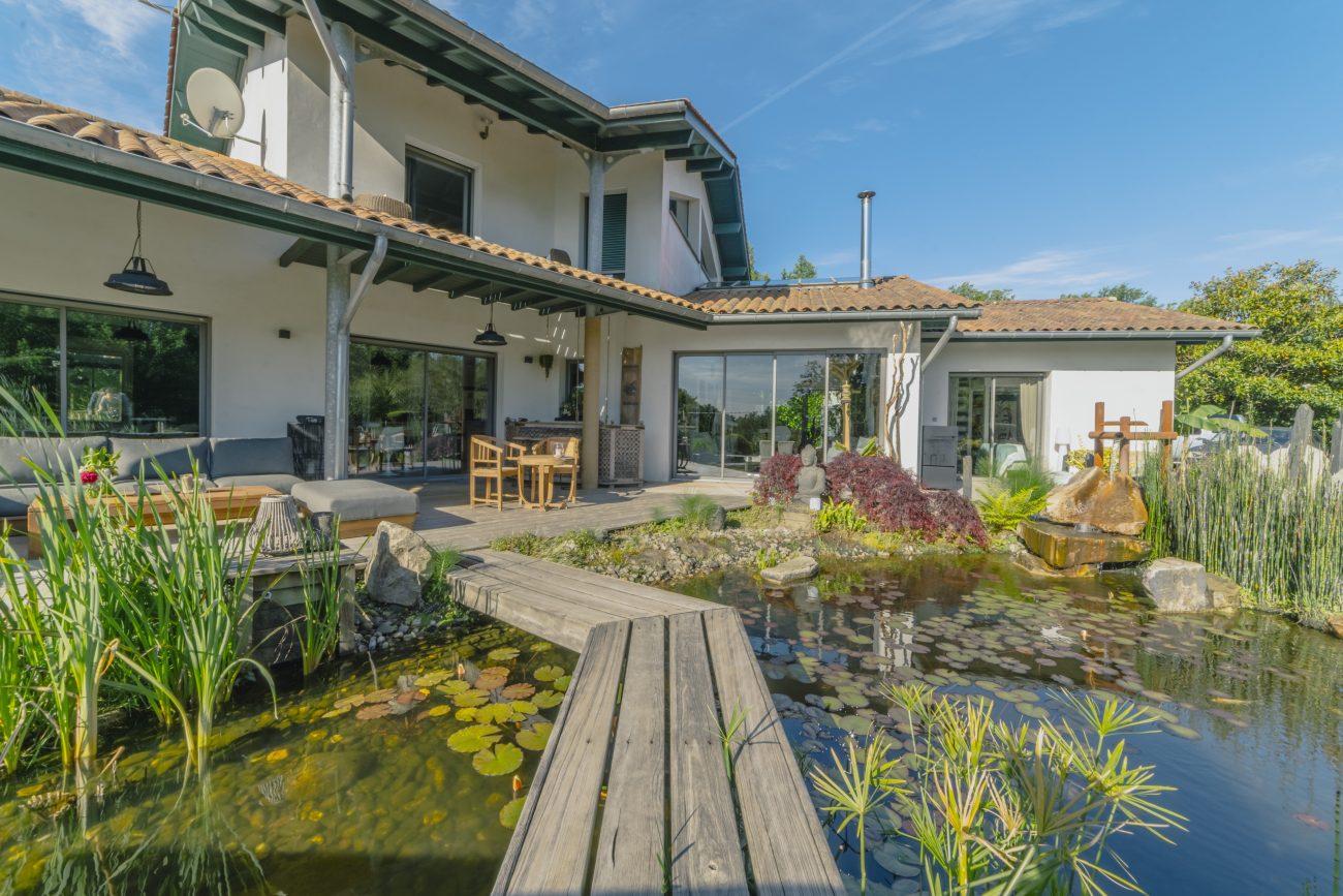Villa à vendre à Bassussarry : découvrez TROPIKAL