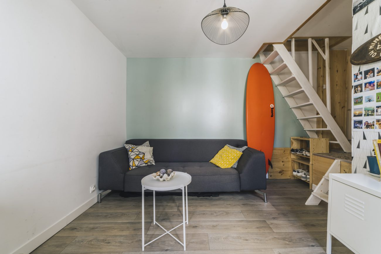 Appartement à vendre à Biarritz : découvrez HEZIARD