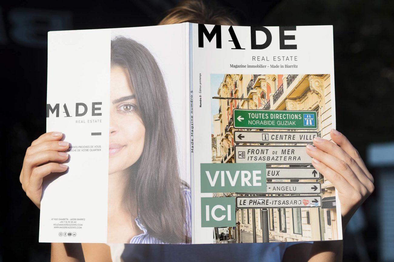VIVRE ICI –  5e édition de notre Magazine